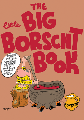 The Little Big Borscht Book