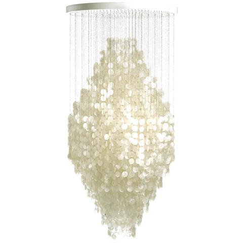 replica Verner Panton Fun 8DM chandelier