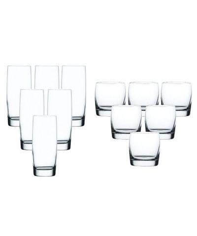Набор стаканов 6шт 315мл и 6шт 410мл Nachtmann Vivendi