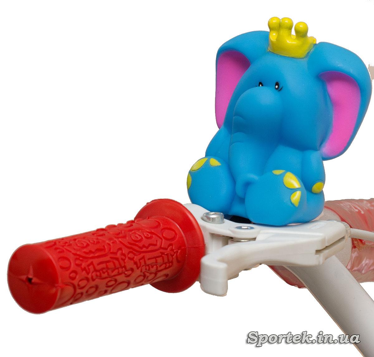 Звонок-слоненок для Formula Fitness 2015