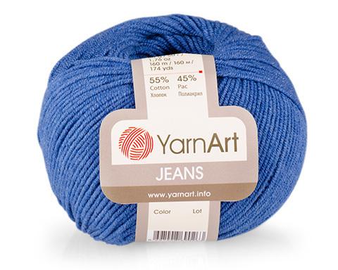 Купить Пряжа YarnArt Jeans | Интернет-магазин пряжи «Пряха»