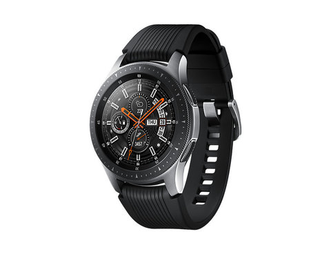 Умные часы Samsung Galaxy Watch 46mm R800 Silver