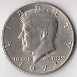 K7207, 1972, США, 50 центов 1/2 доллара