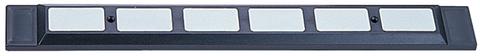 C-DM1 Держатель для инструмента, магнитный, 457*52*17 мм