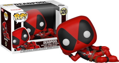 Funko POP! Bobble: Marvel: Deadpool Parody: Deadpool