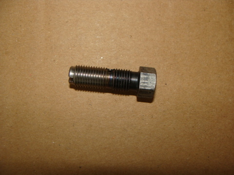 Винт М9*1 (регулировочный клапана без гайки)