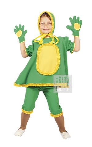 Фото Лягушка ( костюм модель 2 ) рисунок Костюмы к сказке Царевна Лягушка