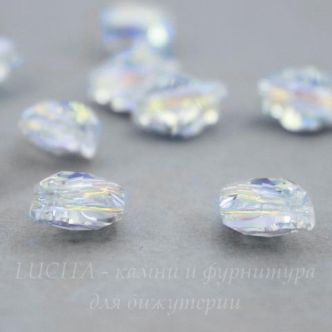 5058 Бусина Baroque Сваровски Crystal AB 10 мм