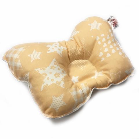 Farla. Подушка для новорожденного анатомическая Agoo Звездная