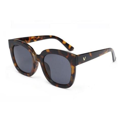 Солнцезащитные очки 1705002s Тигровый - фото