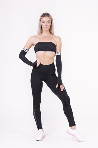 Женские нарукавники Nebbia rebel sport sleeves 696 black