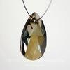 6106 Подвеска Сваровски Капля Crystal Bronze Shade (28 мм)