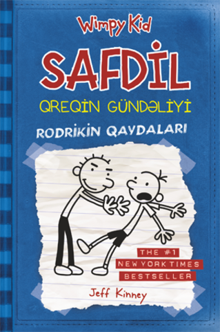 Safdil Qreqin Gündəliyi – Rodrikin Qaydaları