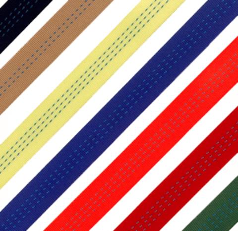 Лента текстильная TOR 7:1 180 мм 27000кг (коричневый)