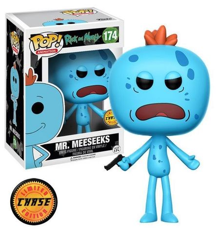 Mr. Meeseeks Funko Pop! Vinyl Figure || Мистер Мисикс