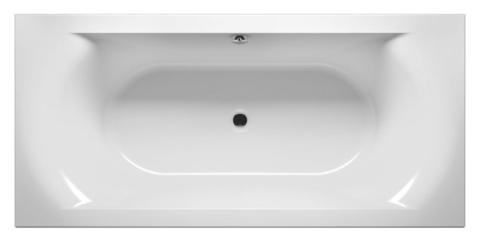 Акриловая ванна Riho LINARES 190x90  (c тоник бортом)