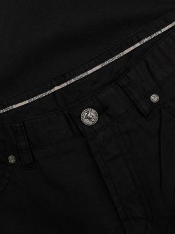 Мужские джинсы чёрного цвета