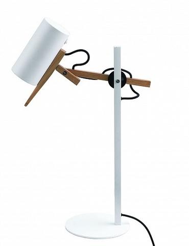 replica  Scantling table lamp ( white )