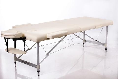 Массажный стол RESTPRO ALU 2 (L) Cream