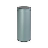 Мусорный бак Touch Bin New (30 л), Мятный металлик, арт. 115424 - превью 1