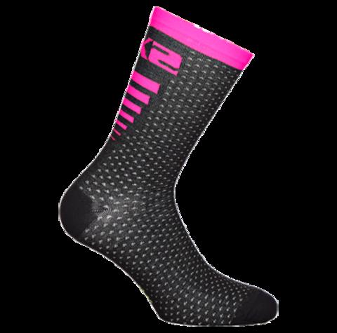 Sixs, Теплые термо-носки с мериносом ARROW, розовый