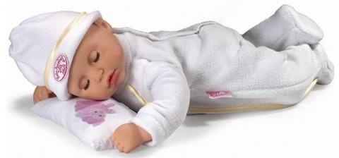 ZAPF Игрушка Baby Annabell Кукла Тихий час, 36 см (790-281)