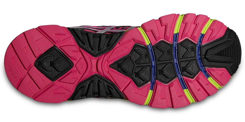 Женские кроссовки внедорожники Asics GEL-Fujitrbuco 3 Neutral G-TX (T4E9N 2093) фото