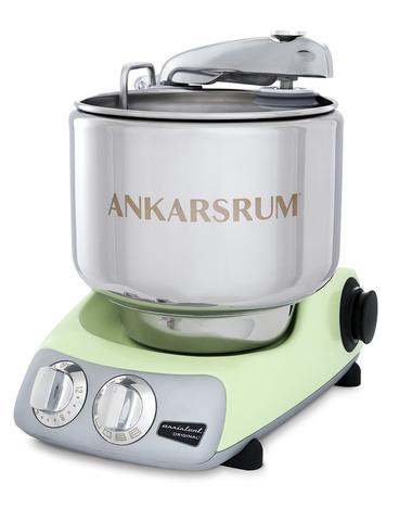 Тестомес комбайн Ankarsrum AKM6230PG+ Assistent зелёный (расширенный)