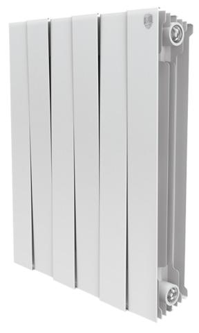 Радиатор Royal Thermo PianoForte 500 Bianco Traffico - 8 секций