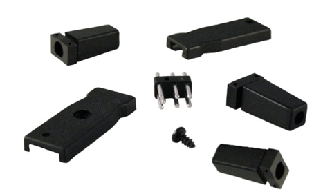 beyerdynamic connector plug 7-pole for headset DT250, комплект разъёмов и креплений