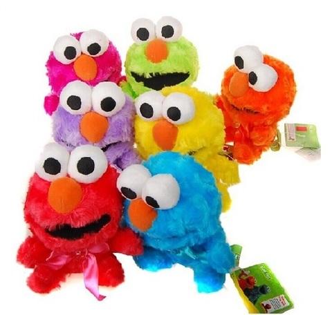 Sesame Street Plush Series 01
