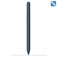 Перо Microsoft Surface Pen 2017, Cobalt Blue для Microsoft Surface Pro 3/4/5 и тд, синее