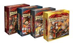 Таверна Красный Дракон (Четыре выпуска в одном наборе)