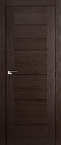 > Экошпон Profil Doors №7X-Модерн, цвет венге мелинга, глухая