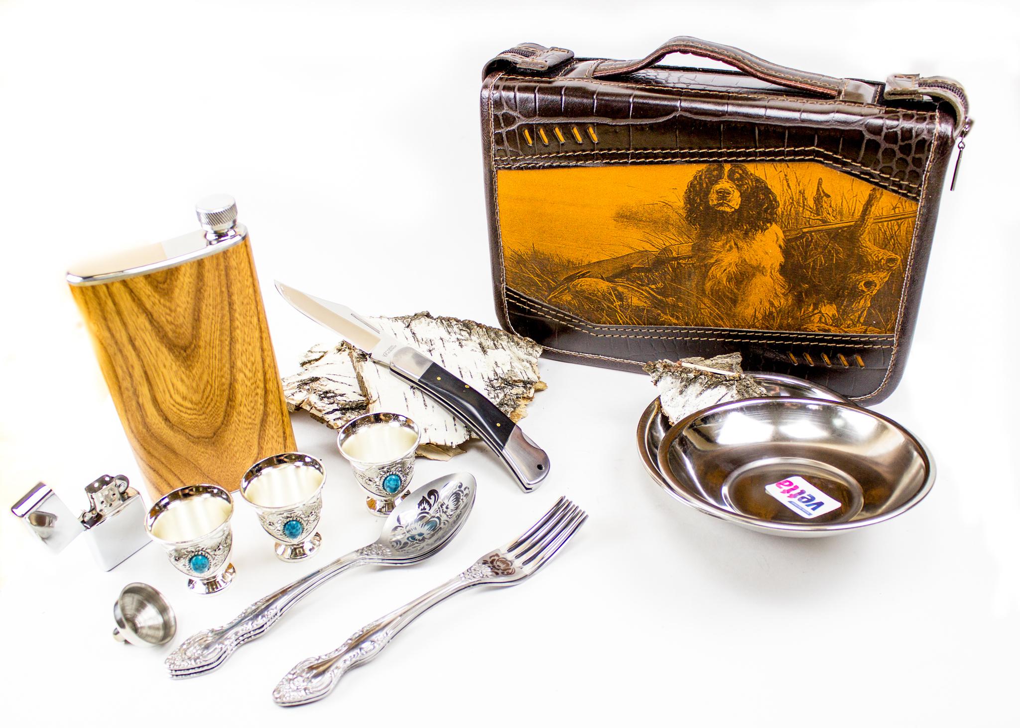 Подарочный набор «Дорожный-2» цена от 8 600 руб
