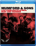 Mumford & Sons / Live From South Africa: Dust And Thunder (Blu-ray)
