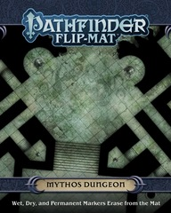 Pathfinder. Flip-Mat Mythos Dungeon