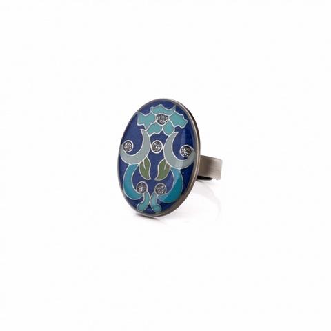 Кольцо Clara Bijoux K74892 BL