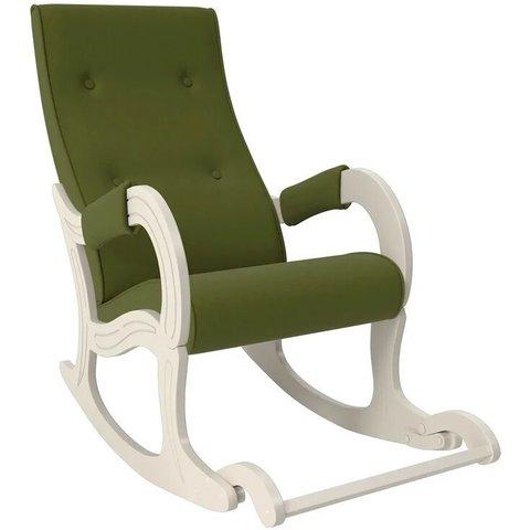Кресло-качалка Комфорт Модель 707 дуб шампань/Montana 501, 013.707