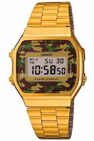 Купить Наручные часы Casio A-168WEGC-3E по доступной цене