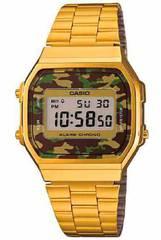 Наручные часы Casio A-168WEGC-3E