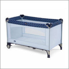 Кровать-манеж CHICCO Lullaby Travel Cot Mr Owl