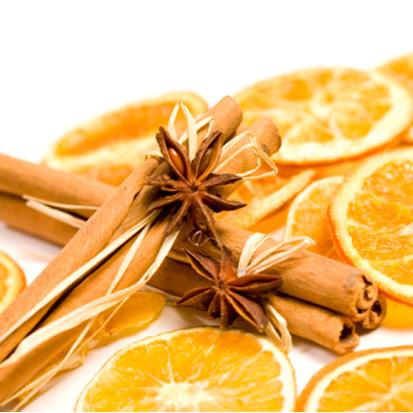 Ароматизатор для мыла Апельсин с корицей 10 мл