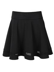 901 юбка женская, черная