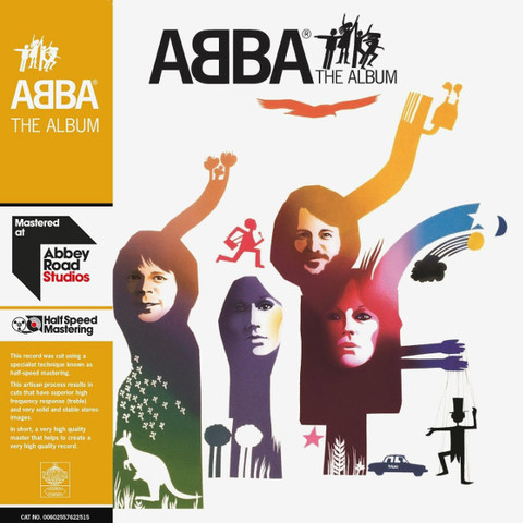 ABBA / The Album (2LP)