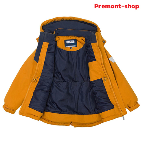 Парка Premont для мальчика Неуловимый Сейбл S18262