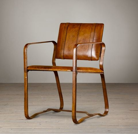Buckle Chair - Antiqued Chestnut