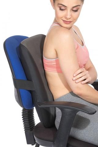 <p>Расслабляющий массаж с массажной накидкой на кресло теперь досту...