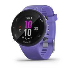 Беговые GPS часы Garmin Forerunner 45S (ирис) 010-02156-11