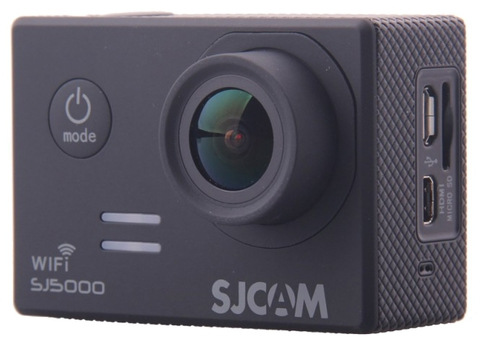 SJCAM SJ5000 WiFi Экшен камера FullHD black